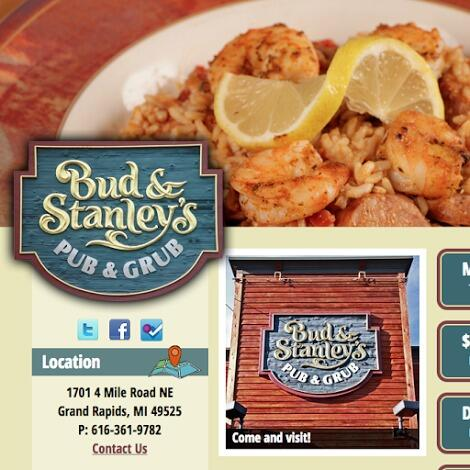 Bud and Stanley's Pub and Grub